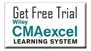Wiley CMA free trial