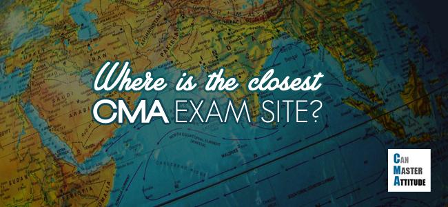 cma exam locations