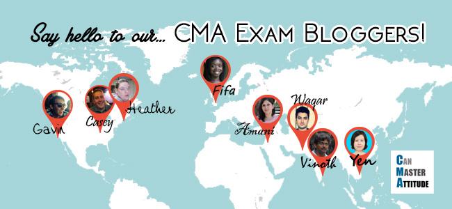 CMA exam blog