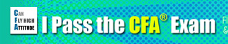 CFA exam prep site