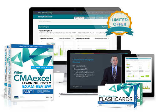 Wiley CPA Review Course - CMAexccel