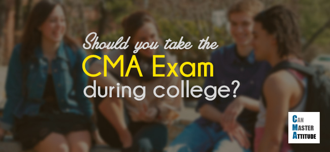 cma exam for students