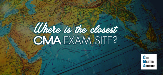 cma exam locations