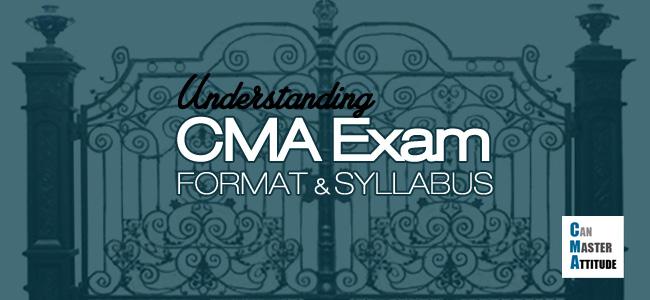 CMA entrance exam