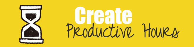 CMA exam prep create productive hours