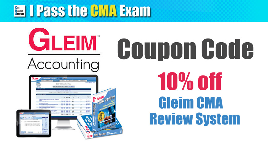 Gleim cma review 2018 free trial and 10 discount fandeluxe Gallery
