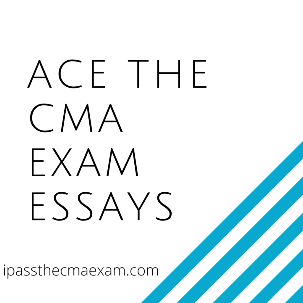ace cma exam essays
