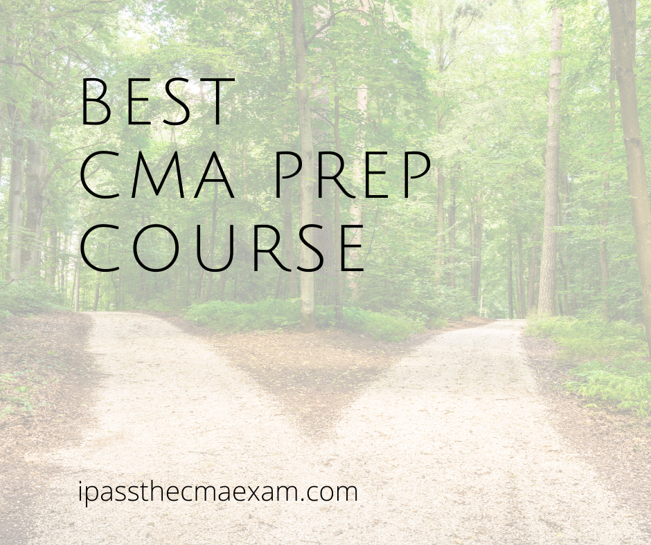 best cma prep course 2020