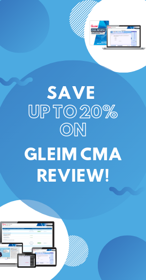 gleim cma review