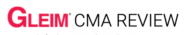 Gleim CMA Coupon for the Post Pages — Premium
