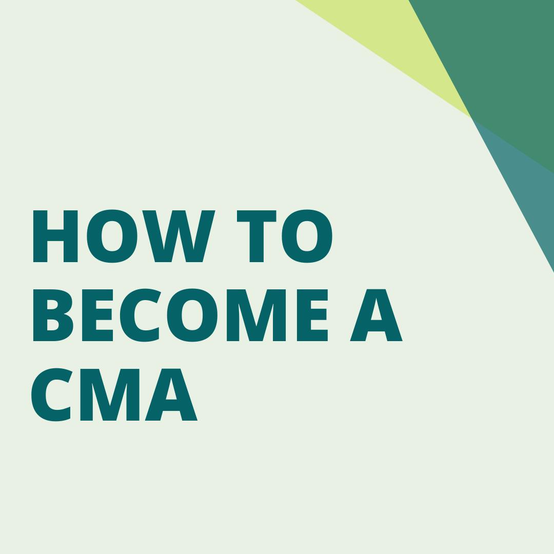 free advice how to become a cma