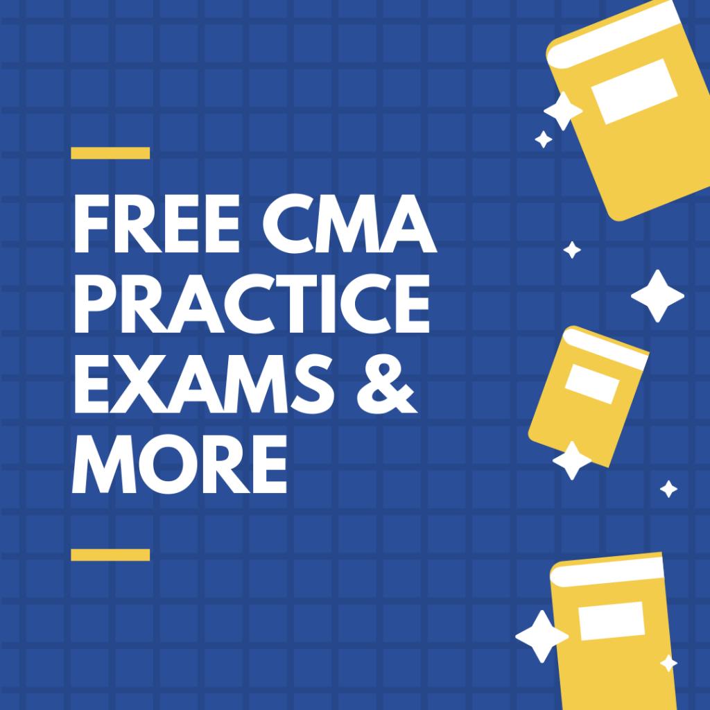 free cma study tests materials