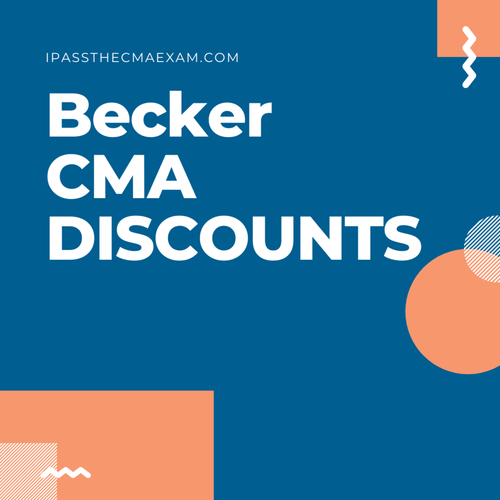 cma becker discount